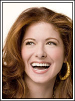 Debra Messing es The starter wife