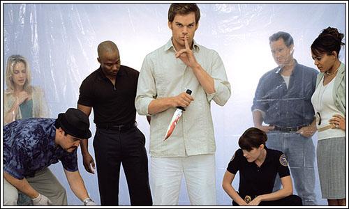 Dexter, un millón de espectadores
