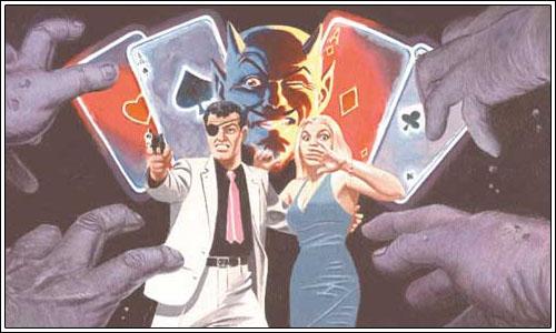 Johnny Dynamite, la nueva serie de Dick Wolf