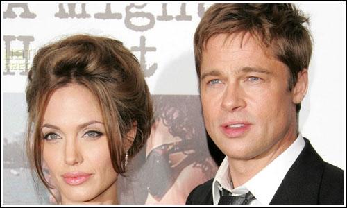 Brad Pitt y Angelina Jolie producirán una serie para la HBO