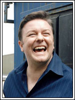 Extras, la serie de Rick Gervais, será editada en dvd en España por Aurum
