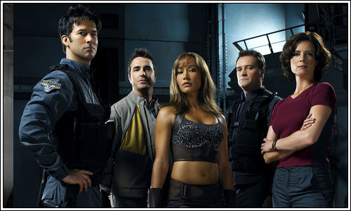 Stargate Atlantis renovada