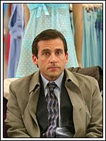 Steve Carell, protagonista de The office