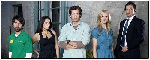 La NBC encarga temporada completa para Chuck y Life