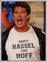 David Hasselhoff podría participar en la nueva versión de El coche fantástico