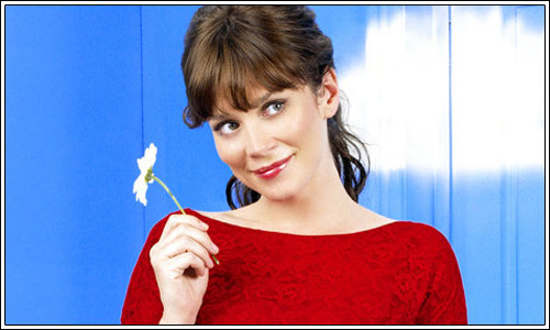 Anna Friel, nominada a los Satellite por su papel en Pushing daisies