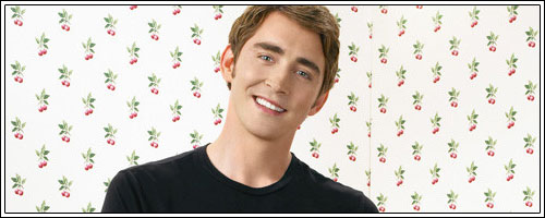 Lee Pace, nominado al Globo de Oro al mejor actor por su papel en Pushing daisies