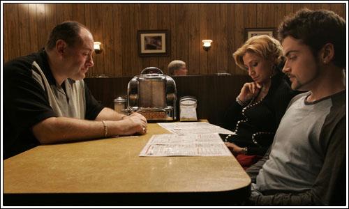 La última temporada de Los Soprano nominada por los guionistas