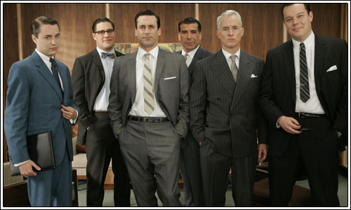 Mad men y Damages en Canal+
