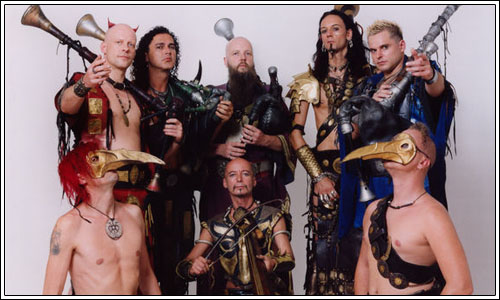 La banda Corvus Corax participa en Juego de Tronos