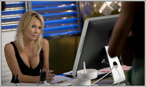 Primer adelanto de la vuelta de Heather Locklear a Melrose Place