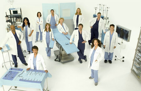 Seattle Grace: On Call, webisodios de Anatomía de Grey