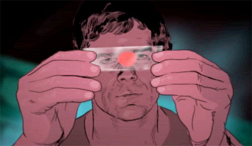 Cuarto webisodio de Dexter: Early Cuts