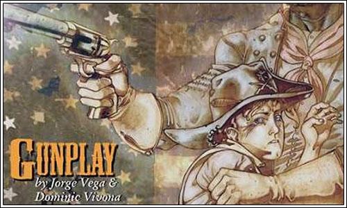 Se prepara la adaptación del comic Gunplay