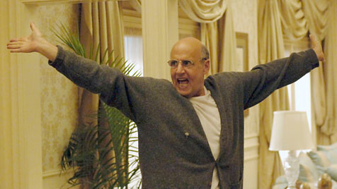 Jeffrey Tambor se une a Rex is not your lawyer