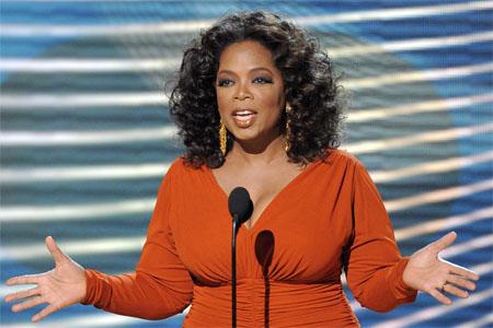 Oprah prepara un piloto para la HBO