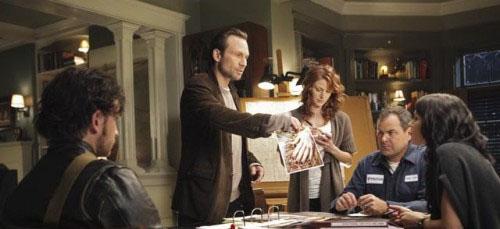 ABC renueva The Forgotten, protagonizada por Christian Slater