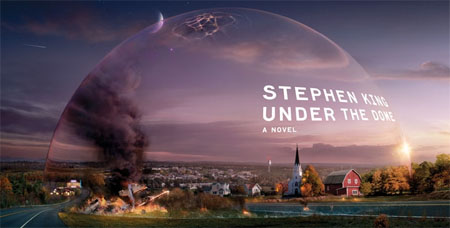 Spielberg adaptará Under the Dome, de Stephen King