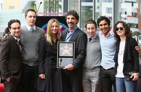 El creador de The Big Bang Theory prepara una nueva serie