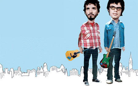 Flight of the Conchords no volver con una tercera temporada