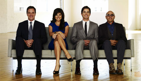 USA Network renueva White Collar