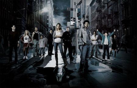 Heroes, la serie más descargada del 2009