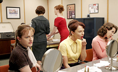 Mad Men obtiene tres nominaciones a los DGA Awards