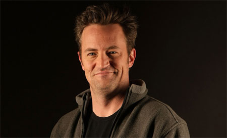 Matthew Perry será Mr. Sunshine