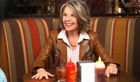 Diane Keaton podría protagonizar Tilda