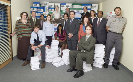 Steve Carell confirma que abandonará The Office