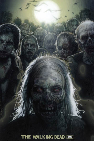 The Walking Dead - Drew Struzan