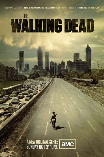 Póster oficial de The Walking Dead