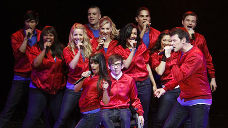 Primera promo de la segunda temporada de Glee