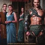 Póster de Spartacus: Gods of the Arena