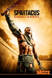 Póster de Spartacus: Gods of the Arena