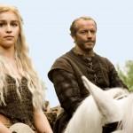 Daenerys y Ser Jorah