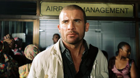 Dominic Purcell, nuevo candidato a Spartacus