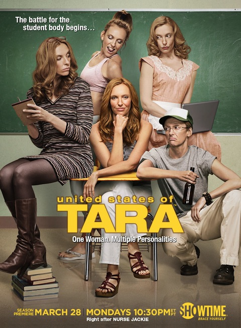 United States of Tara - tercera temporada