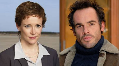 Leslie Hope y Paul Blackthorne se unen a The River