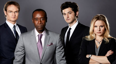 Showtime da luz verde a House of Lies y Homeland