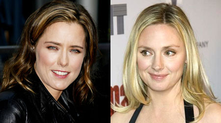 Hope Davis se une a Tea Leoni en Spring/Fall