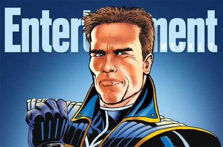 Primer tráiler de The Governator, la nueva serie de animación de Arnold Schwarzenegger