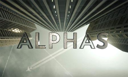 Primer tráiler de Alphas