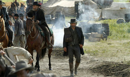 Primer tráiler de Hell on Wheels