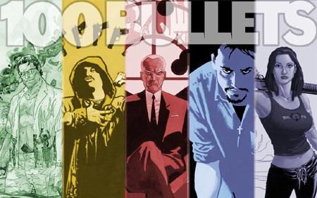 Showtime prepara la adaptación del comic 100 Balas