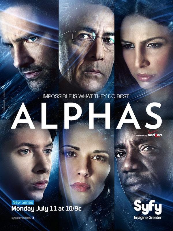hablandoenserie - Poster Alphas