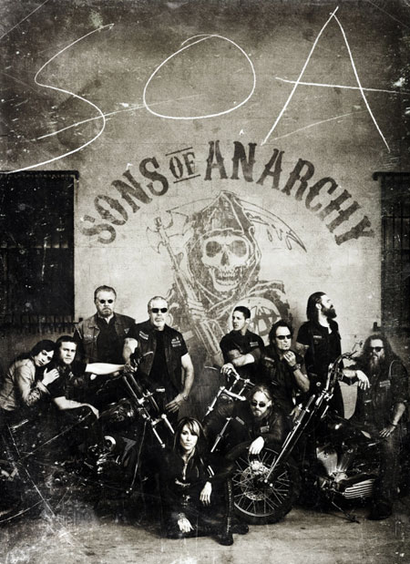 hablandoenserie - Sons of Anarchy temporada 4