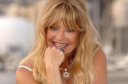 Goldie Hawn protagonizará The Viagra Diaries