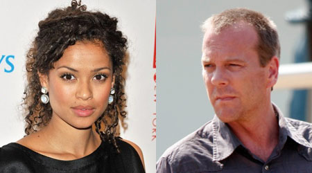 Gugu Mbatha-Raw se une a Kiefer Sutherland en Touch