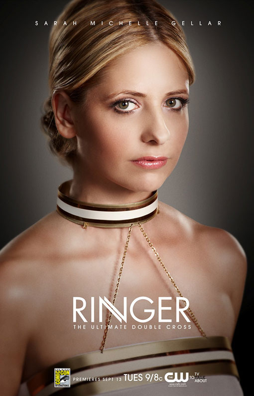 hablandoenserie - Poster de Ringer
